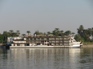 SS Misr on The Nile