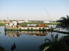 Dahabeeyah on The Nile