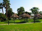 The Jolie Ville hotel, Luxor