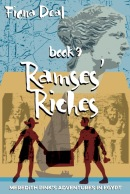 An image of the cover of the Fiona Deal book, Ramses' Riches.