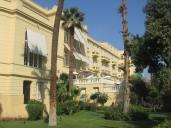 Gardens, Winter Palace Hotel, Luxor