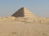 Stepped Pyramid of Djoser, Saqqara