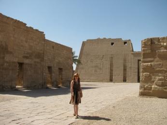 Temple of Medinet Habu