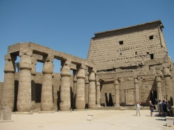 First Court, Luxor Temple