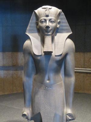 Statue of Thutmosis III, Luxor Museum