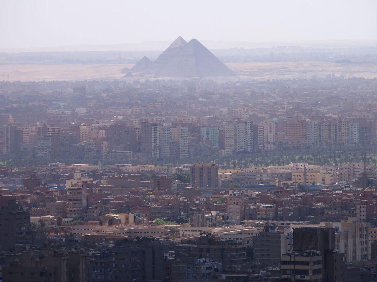 Cairo and Giza