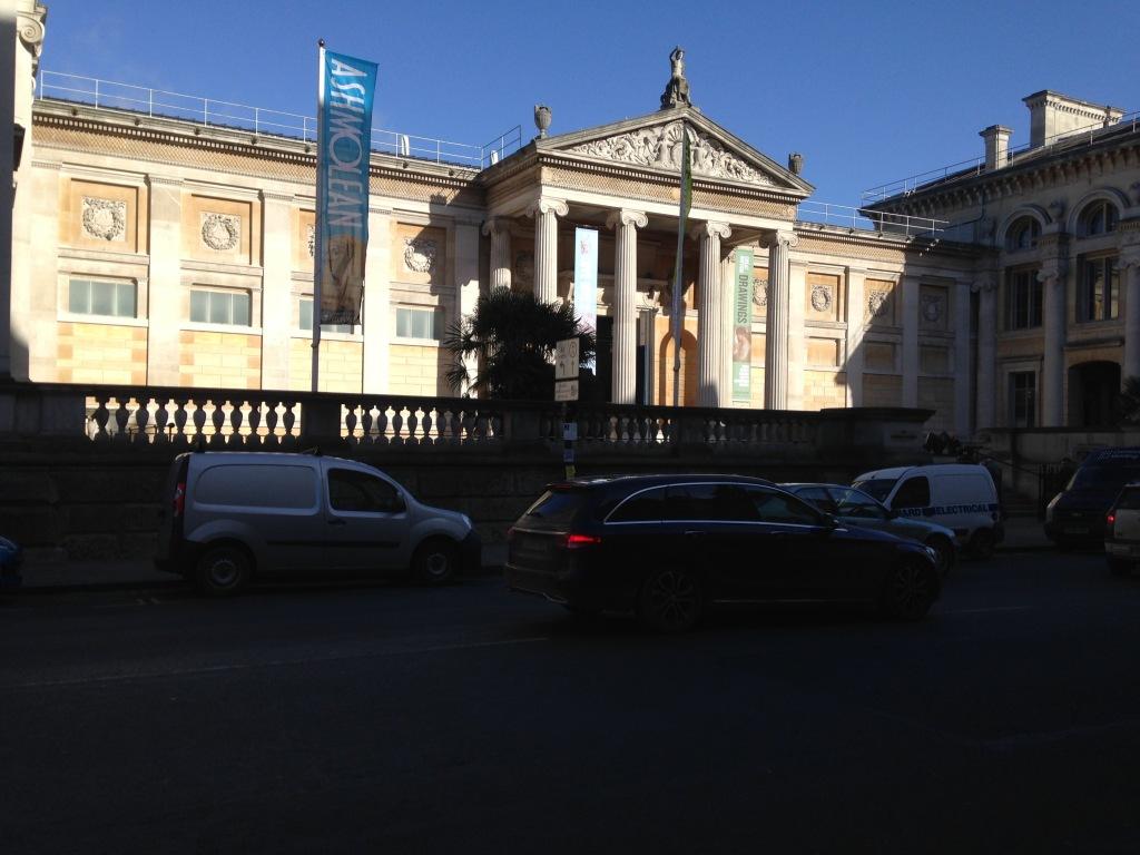 Oxford Museum, Ashmolean
