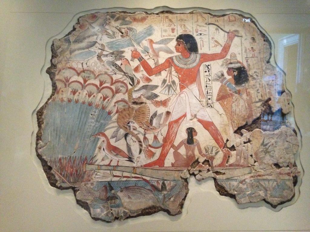 British Museum, Egyptian artifacts