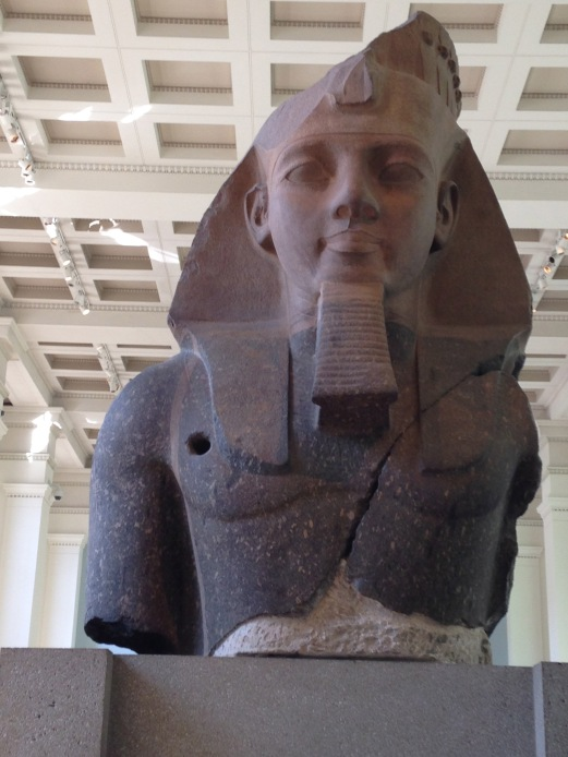 The Younger Memnon, British Museum