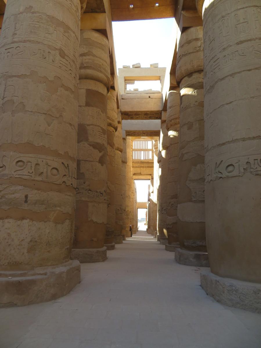 Hall of Columns, Karnak Temple