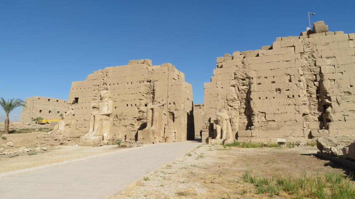 Reconstruction, Karnak