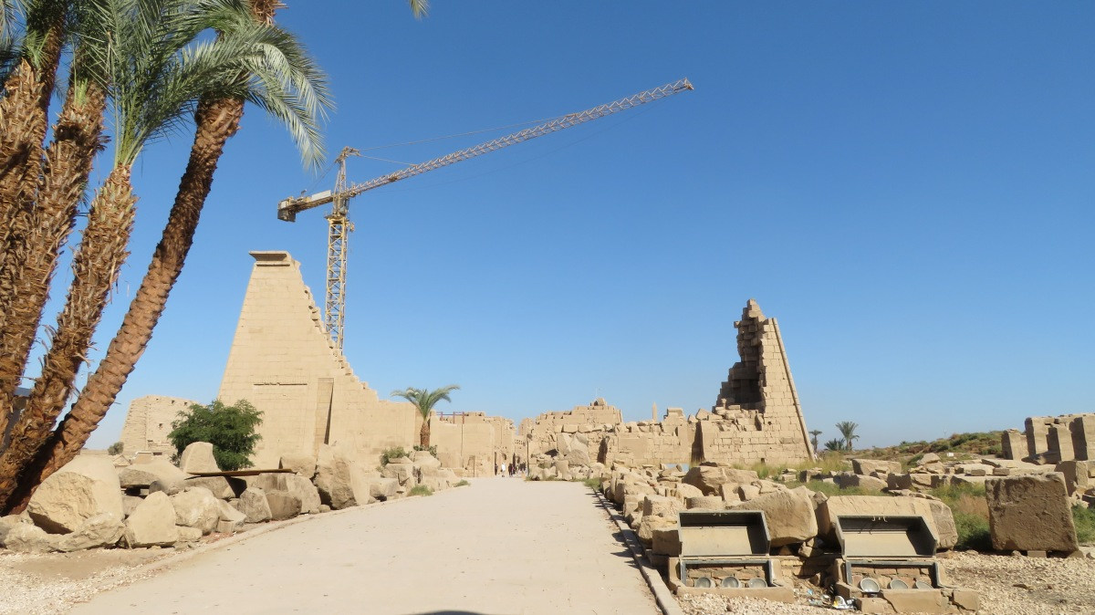 Karnak Reconstruction