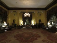 Victorian Lounge, Winter Palace Hotel, Luxor