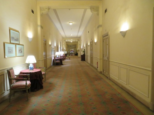 Hotel Interior, The Winter Palace