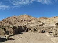 Ramesseum precinct