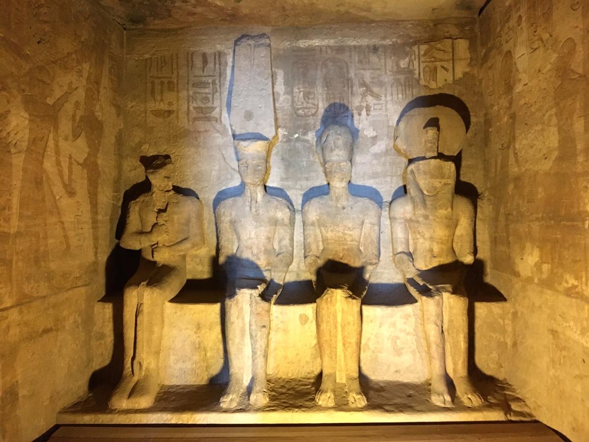 Temple of Abu Simbel