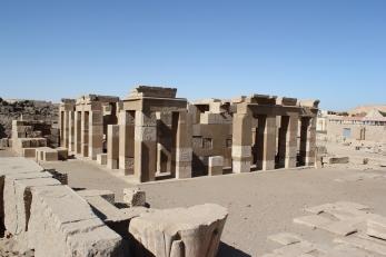 Satet Temple, Elephantine Island