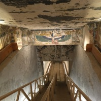 Valley of the Kings tomb of Seti I