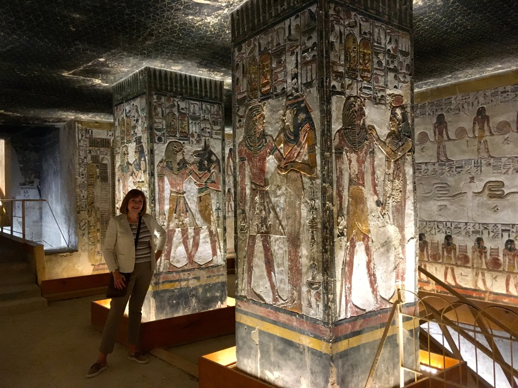 Valley of the Kings, tomb of Seti I