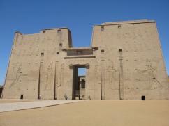 Pylon of Edfu Temple