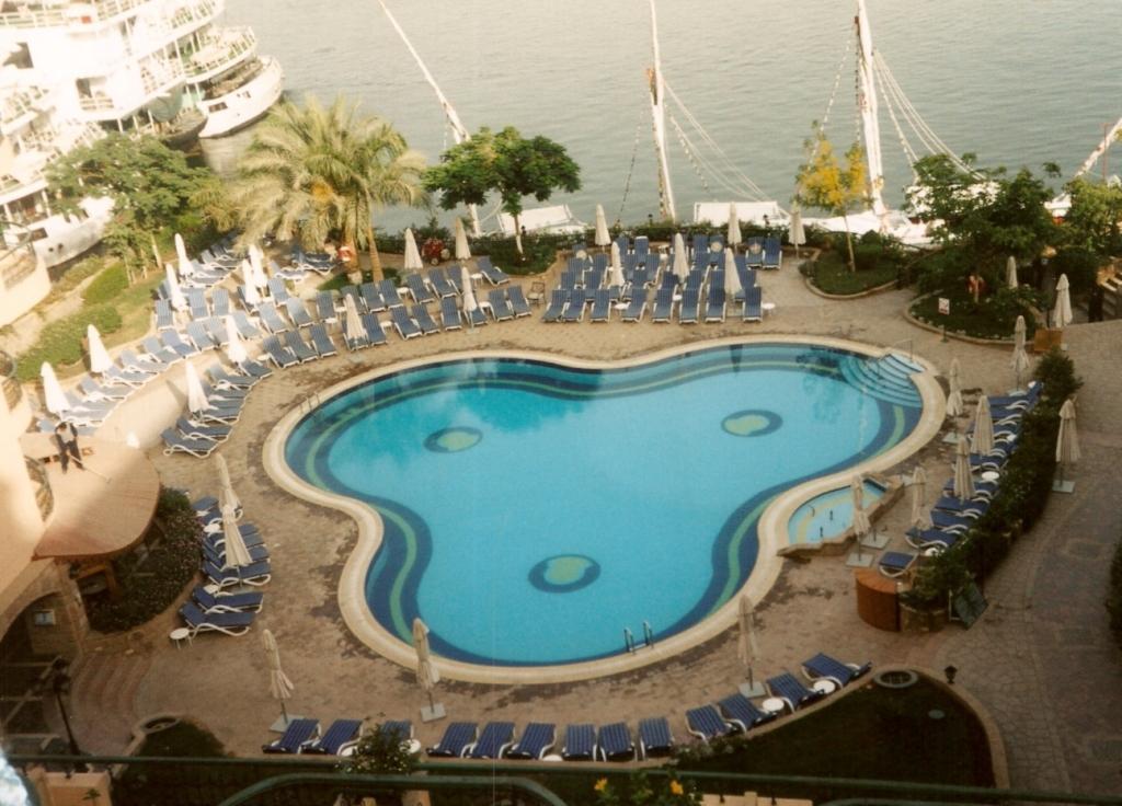 Luxor hotels, Nile Palace