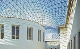 Quadrangle roof, British Museum
